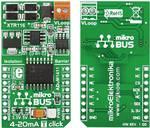 Carte d'extension MikroElektronika MIKROE-1296 1 pc(s)