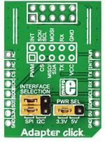 Carte d'extension MikroElektronika MIKROE-1432 1 pc(s)