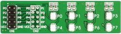 Carte de développement MikroElektronika MIKROE-573 1 pc(s)