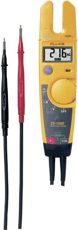 Testeur Fluke T5-1000 pour la tension, la continuité et le courant Etalonné selon ISO Fluke T5-1000 659570