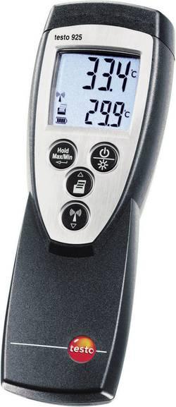 Thermomètre testo 925 Etalonné selon ISO testo 925 0560 9250