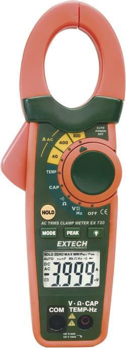 Pince ampèremétrique, Multimètre numérique Extech EX720 CAT III 600 V Affichage (nombre de points):4000
