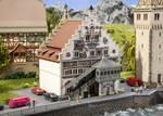 Vieil hôtel de ville Lindau, voie N