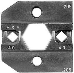 Matrice à sertir Rennsteig Werkzeuge 624 205 3 0 4 à 6 mm² adapté pour marque Rennsteig Werkzeuge 1 pc(s)