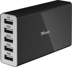 Chargeur USB pour prise murale Trust 20014 5200 mA 5 x USB 1 pc(s)