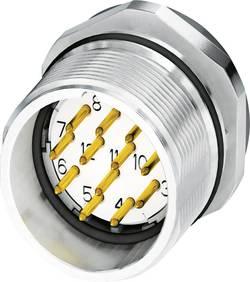 Connecteur M23 Phoenix Contact CA-12P1N8A6Y00 1619862 argent 1 pièce