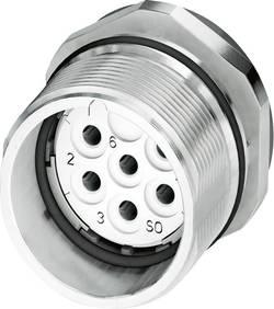 Connecteur M23 Phoenix Contact CA-09S1N8A6Y00 1619867 argent 1 pc(s)