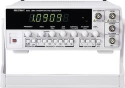 Générateur de fonctions arbitraires VOLTCRAFT 8202 0.02 Hz - 2 MHz voie(s)