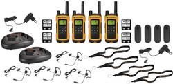 Emetteur-récepteur PMR manuel Motorola 500 mW (l x h x p) 57 x 173 x 40 mm set de 4
