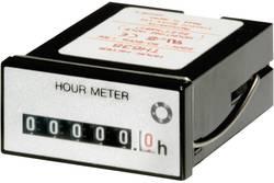 Compteur d'heures 5 chiffres Dimensions encastrées 45 x 22,2 mm Panasonic TH648CEJ