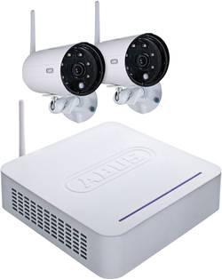 Set caméras de surveillance 4 canaux ABUS TVAC18000A avec 2 caméras 1 pièce