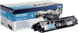 Toner d'origine Brother TN-329C cyan