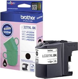 Brother Encre LC-227XLBK d'origine noir LC227XL