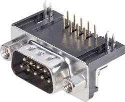 SUB-D mâle à picots 25 pôles BKL Electronic 10120039 90 ° coudé pour circuits imprimés 1 pc(s)