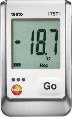 Enregistreur de données de température Etalonné selon ISO testo 175 T1 0572 1751