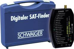 Pointeur SAT Schwaiger SF9002 + Koffer affichage LED, DiSEqC