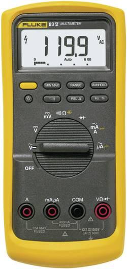 Multimètre 83V/EUR Etalonné selon DAkkS Fluke 83V/EUR 3947847