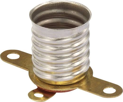 5756d2533d2b7d Support d ampoule Culot  E10 Connexions  cosses à souder TRU COMPONENTS 1 pc (s)