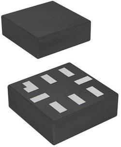 CI logique - Inverseur ON Semiconductor NC7NP14L8X Inverseur 7NP MicroPak™-8 1 pc(s)