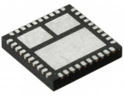 PMIC - Circuit d'attaque en demi-pont, pont complet ON Semiconductor FDMF6821B inductive DrMOS PQFN-40 (6x6) 1 pc(s)