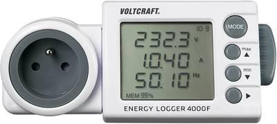 Compteur de consommation VOLTCRAFT ENERGY-LOGGER 4000 FR