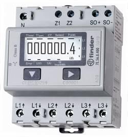 Compteur d'énergie triphasé numérique Finder 7E.56.8.400.0010 1500 A conformité MID: oui