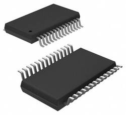 Microcontrôleur embarqué Renesas R5F100AAASP#V0 SSOP-30 16-Bit 32 MHz Nombre I/O 21 1 pc(s)