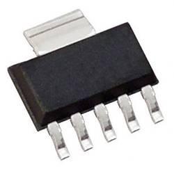 PMIC - Régulateur de tension - linéaire (LDO) Texas Instruments TPS7A4501DCQT Positive, Réglable SOT-223-6 1 pc(s)