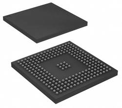 Microcontrôleur embarqué Microchip Technology AT91SAM9N12-CU BGA-217 (15x15) 16/32-Bit 400 MHz Nombre I/O 105 1 pc(s)