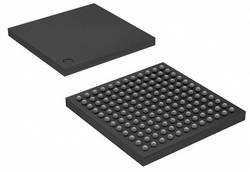 Microcontrôleur embarqué Microchip Technology AT32UC3A0128-CTUT FFBGA-144 (11x11) 32-Bit 66 MHz Nombre I/O 109 1 pc(s)