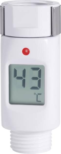 Thermomètre de douche Renkforce blanc