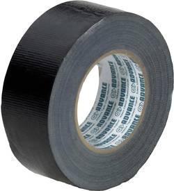 Advance Tapes AT 170 - Ruban adhésif Gaffer, noir, 50 mm x 50 m
