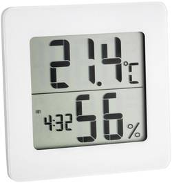 Thermo-hygromètre TFA 30.5033.02 blanc