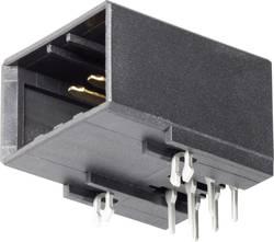 Barrette mâle encastrable (de précision) série DYNAMIC 3000 Series embase mâle horizontale 16 pôles TE Connectivity 1783