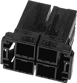Boîtier pour contacts femelles série DYNAMIC 5000 Series femelle, droit 4 pôles TE Connectivity 1-917807-2 1 pc(s)