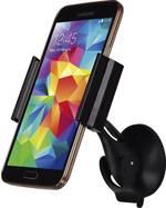 Support de téléphone portable pour voiture LUXA 2 Smart Clip pivotant à 360° ventouse