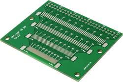 TRU COMPONENTS FPC50P-DIP Platine d'expérimentation Epoxy (L x l) 67 mm x 57 mm 35 µm Pas 2.54 mm Conditionnement 1 pc(
