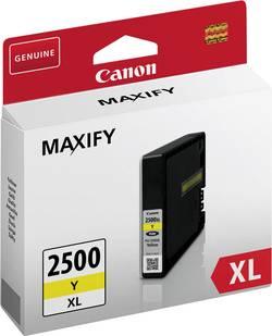 Cartouche d'encre d'origine Canon PGI-2500Y XL jaune remplace Canon PGI-2500