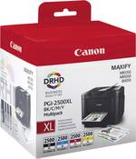 Pack de cartouches d'origine Canon PGI-2500 XL BKCMY noir, cyan, magenta, jaune