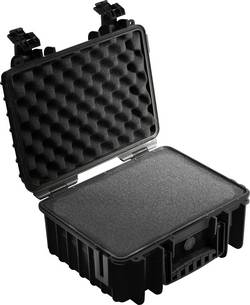 B & W International outdoor.cases 3000/B/SI universelle Valise