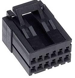 Boîtier pour contacts femelles série DYNAMIC 2000 Series femelle, droit 20 pôles TE Connectivity 1-1318118-9 1 pc(s)
