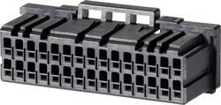 Boîtier pour contacts femelles série DYNAMIC 1000 Series femelle, droit 34 pôles TE Connectivity 1-1827863-7 1 pc(s)