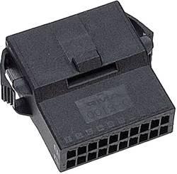Boîtier pour contacts mâles série DYNAMIC 2000 Series embase mâle verticale 12 pôles TE Connectivity 1-1318114-6 1 pc(s