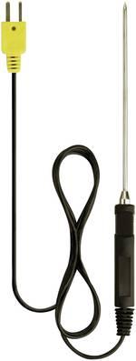 Benning 044121 Sonde à piquer -196 à 800 °C Type de sonde K Etalonné selon d'usine (sans certificat)