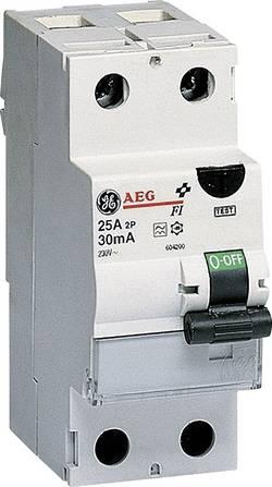 Interrupteur différentiel General Electric FI25/0,03-2 604200 2 pôles 25 A 230 V
