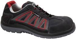 Chaussures basses de sécurité S1P Taille: 39 L+D ELDEE Protect Brindisi 2172 coloris gris, rouge 1 paire