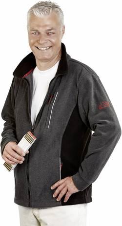 ELDEE 2507-XXXL Veste polaire Pamir Taille=XXXL gris, noir