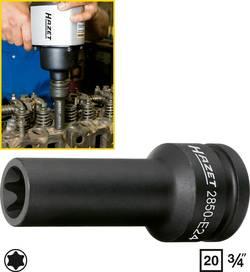 """Douille à choc TORX® extérieur T 24 Longueur: 110 mm Hazet 2850-E24 Emmanchement: 3/4"""" (20 mm) 1 pc(s)"""