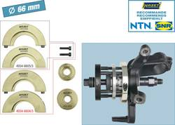 Outils pour moyeu de roue Hazet 4934-2566/6