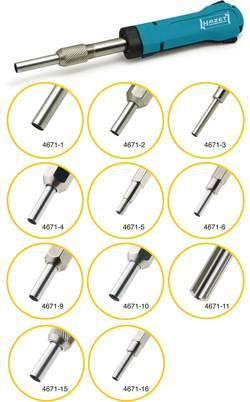Déconnecteur de câbles Hazet 4671-9